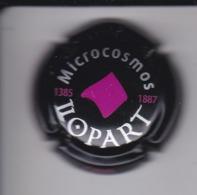 PLACA DE CAVA LLOPART MICROCOSMOS (CAPSULE)  Viader: 6370 - Placas De Cava
