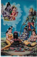 "CPA ""ramalinga Pooja"" -sri Deavi Mariamman Publications Rameswaram - India"