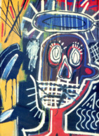 RARE : Jean-Michel BASQUIAT Par Richard MARSHALL, Whitney Museum Of American Art, NEW-YORK 1994 - Livres, BD, Revues
