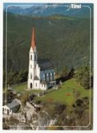 Mötz - Wallfahrtskirche Locherboden - Mieminger Plateau - Luftaufnahme - Austria