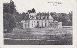 27 - EURE - CHATEAU D' ACQUIGNY - Acquigny