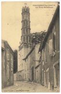 FONTENAY-le-COMTE La Tour Rivalland - Fontenay Le Comte