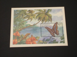 ANTIGUA - BF 2000 FARFALLA - NUOVI(++) - Antigua E Barbuda (1981-...)