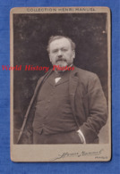 Photo Ancienne Avant Ou Vers 1900 - Portrait De Jean DUPUY - Homme Politique , Ministre & Patron De Presse - Old (before 1900)