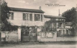 86 Mignaloux Mairie Et Ecole Communale - France