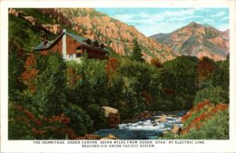 Utah Ogden Canyon The Hermitage - Ogden
