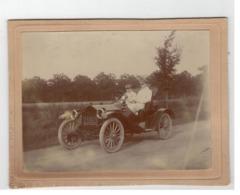 Old Timer Begin 1900 Fotokaart - Andere