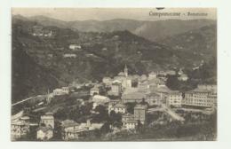 CAMPOMORONE - PANORAMA 1914 VIAGGIATA   FP - Genova
