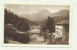TRENTO - TERME DI COMANO - STAZIONE IDROMINERALE 1931 VIAGGIATA   FP - Trento