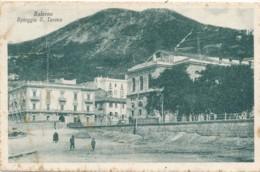 Z.147.  SALERNO - Spiaggia S. Teresa - Salerno