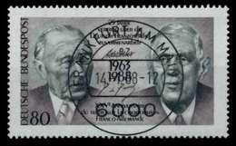 BRD 1988 Nr 1351 Zentrisch Gestempelt SF720F6 - [7] República Federal