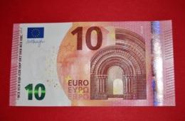 10 EURO NETHERLANDS P005I3 - Draghi - P005 I3 - PA6880454666 - UNC - NEUF - FDS - EURO