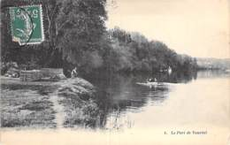 95 - VAUREAL : Le Port - CPA - Val D'Oise - Vauréal
