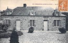 28 - ST GERMAIN La GAILLARD : La MAIRIE - CPA Village ( 340 Habitants ) - Eure Et Loir - Francia