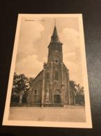 HERTSBERGE - De Kerk Uitg. Julien Devriese-De Waelsche ( Oostkamp) - Oostkamp