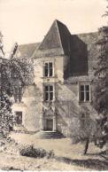 24 - St-Vincent-de-Cosse Le Château De Panassou Cour Interieure - Altri Comuni
