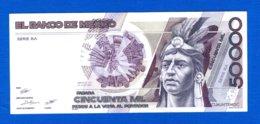 Mexique  50.000 Peso - Mexico