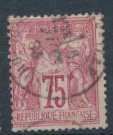 N°71  NUANCE ET OBLITERATION. - 1876-1878 Sage (Typ I)