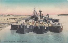 Salutari Din BRAILA , Romania, 1906 ; Vederea Portului - Roumanie