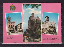 327i * SALUTI DA SAN MARINO * IN 3 ANSICHTEN  ** !! - San Marino
