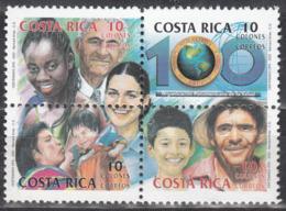 COSTA RICA    SCOTT NO 558  MNH   YEAR 2002 - Costa Rica