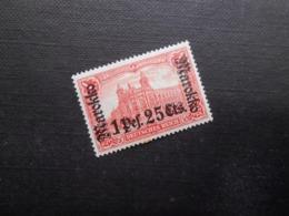 D.R.Mi 55 LA  - 1P25C Auf 1M*MLH - Deutsche Auslandpostämter ( MAROKKO ) 1911 - Mi 10,00 € - Oficina: Marruecos