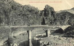 St Jean Du Gard Et Ses Environs Ponr Et Tunnel Du Riou  RV - Francia