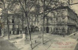 MONTAUBAN  Place  Du Coq Palais De Justice  RV - Montauban