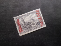D.R.Mi 57 Ll B  - 3P75C Auf 3M*MLH - Deutsche Auslandpostämter ( MAROKKO ) 1911 - Mi 20,00 € - Oficina: Marruecos