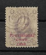 HAWAI  / 1893 Gouvernement Provisoire  1 Timbre Oblitéré / Liquidation / Livré En Vrac N° Inconnu - Hawaï
