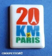 Fèves Fève Borne 20km De Paris*896* - Geluksbrengers