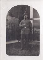AK-74089-008   -   Soldaten Fotokarte  In Pickelhaube - Personen