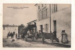 Les Essards Avenue De La Gare  Attelage - France