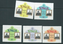 Tonga 1976 Christianity Anniversary Self Adhesive Set 13 MNH - Tonga (1970-...)