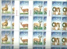 Iran 2003   SC#2852-55  ( 4  Sheet Of 25 )  MNH - Iran