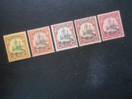 D.R.Mi 11**MNH/ 12-15*MLH - Deutsche Kolonien ( Kamerun ) 1900 - Mi 10,80 € - Colony: Cameroun