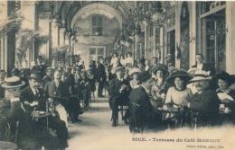 I138 - 06 - NICE - Alpes-Maritimes - Terrasses Du Café Monnot - Pubs, Hotels And Restaurants