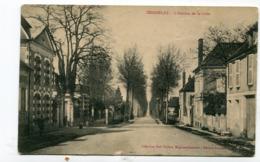 CPA 89 : SEIGNELAY  Avenue De La Gare   VOIR  DESCRIPTIF §§§ - Seignelay