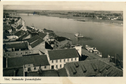 TILSIT / SOWETSK - 1941 , Grenzschiffahrt - Ostpreussen