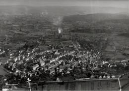 ! Kenzingen Im Breisgau, Bahnhof, Baden-Württemberg, Seltenes Luftbild, Moderner Abzug, Nr. 14832, Format 18 X 13 Cm - Deutschland