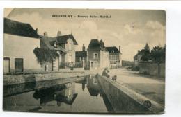 CPA 89 : SEIGNELAY Source St Martial    A VOIR  !!! - Seignelay