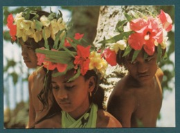 TAHITI - Enfants Des îles - Polynésie Française