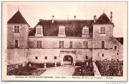 21 NUITS SAINT GEORGES - Château Du Clos De Vougeot, Façade - Nuits Saint Georges