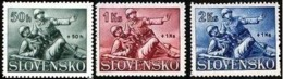 Slovakia Mi: 88-90 ** - Unused Stamps