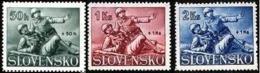 Slovakia Mi: 88-90 ** - Slovakia