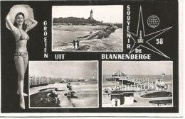 Blankenberge Baigneuse (expo 1958 - Blankenberge