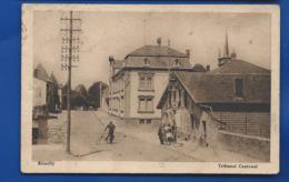 REMILLY    Tribunal Cantonal   Animées  écrite En 1935 - France