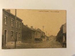 Carte Postale Ancienne JEMEPPE S/SAMBRE - Rue Du Charbonnage - Jemeppe-sur-Sambre