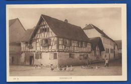 SCHERWILLER    Ferme   Oies  Animées - Frankreich