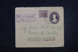 INDE - Entier Postal + Compléments Pour La Belgique En 1949 , à Voir - L 45299 - 1947-49 Dominion